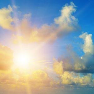 Днес ще е предимно слънчево, след обяд с временни увеличения на облачността