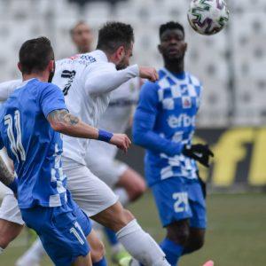 Монтана загуби от Славия в мач за оцеляване в първа лига